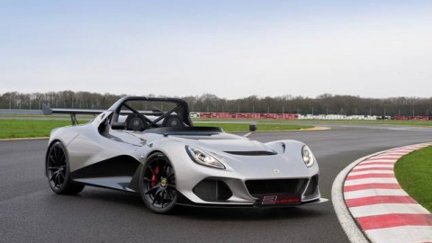 Lotus 3-Eleven is Fast, Faster