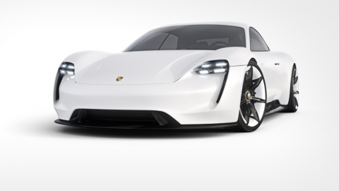 Porsche's Mission E vs Tesla: Which one will beat the green light