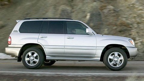 Toyota, Lexus Recall SUVs for Side Curtain Airbag Issue