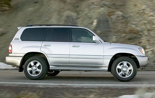 toyota lexus recall suvs for side curtain airbag issue carnewscafe. Black Bedroom Furniture Sets. Home Design Ideas