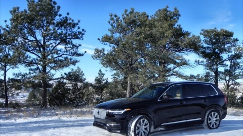 Award-worthy: Volvo XC90 continues to rake in awards, praise