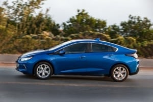 Second generation Chevy Volt has staying power