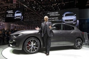 Maserati Levante unveil (1)