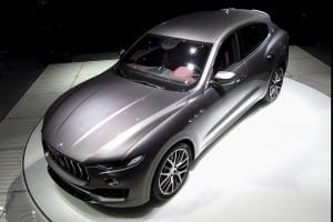 Maserati Levante unveil (3)