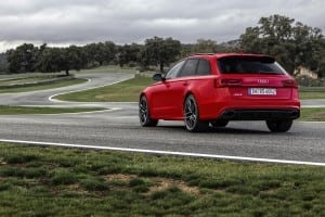 Audi RS 6 Avant  Static photo