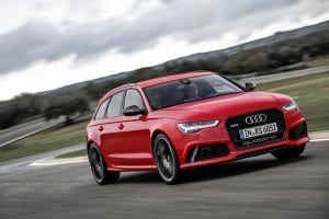 Dapper and debonair: Audi A6 hits the mark with refined luxury, powerful new four-cylinder engine
