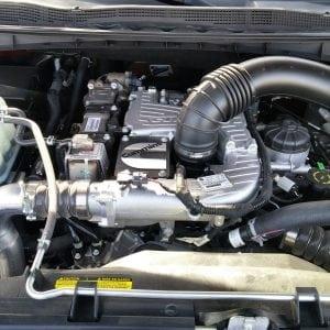 2016 Nissan Titan XD - engine 1 - AOA