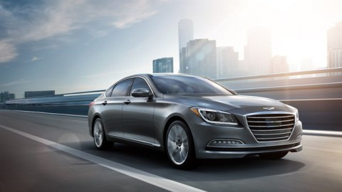 Hyundai uses success of Genesis to launch entire luxury brand of same name