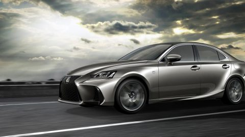Lexus IS Debuts at Beijing Auto Show