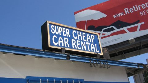 5 Reasons Auto Lovers Should Always Rent A Car On Vacation