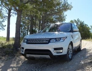 Automotive engima: Land Rover Range Rover is a little bit of everything