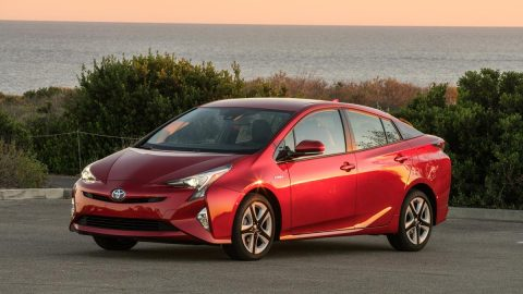 Efficiently relevant: Toyota Prius redesigned to improve looks, fuel economy