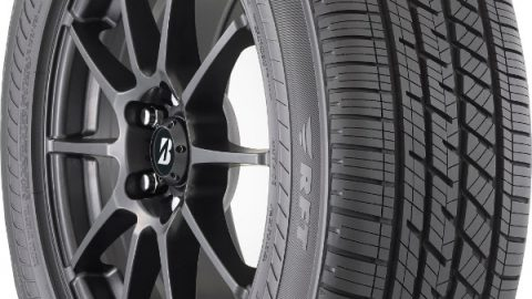 Travel up to 50 Miles on a Flat with Latest Tire from Bridgestone