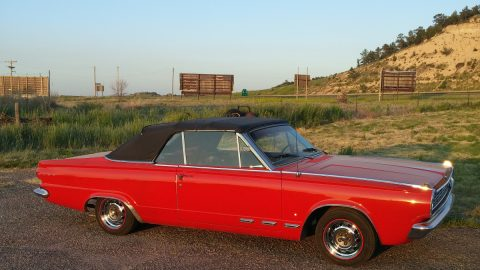 Installing RimBlades on a 1965 Dodge Dart Convertible