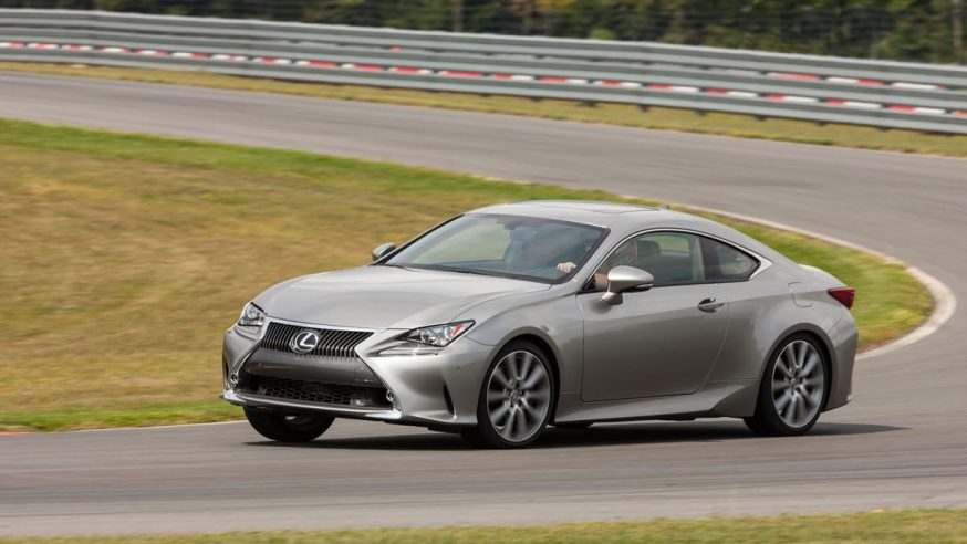 Mission accomplished: Lexus RC line continues to evolve and improve