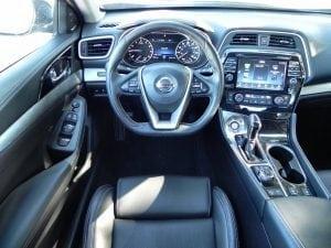 2016 Nissan Maxima - interior 5 - AOA