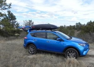 Toyota RAV4 continues to keep up with the Joneses