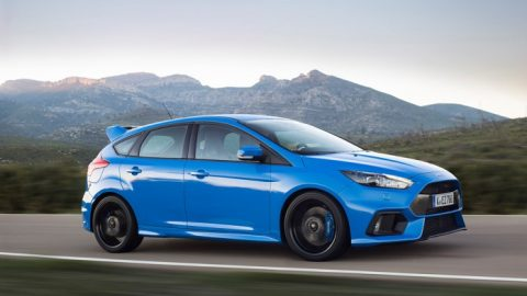 How to Modify the New Focus RS