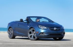 Top down, expectations up: Buick's new convertible in a class of its own