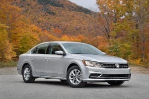 Putting the past behind the Passat