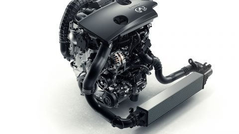 Infiniti Introduces Production Variable Compression Ratio Engine