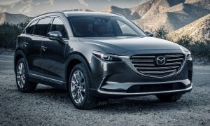 Mazda continues success, improvements with redesigned CX-9