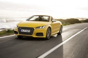 A poor man's R8? Audi TTS has sports-car looks, handling