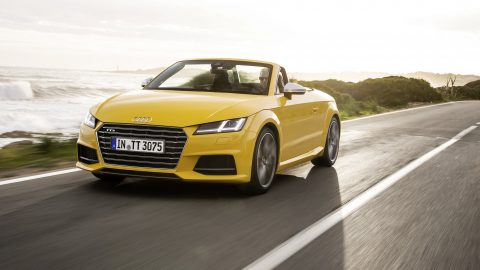 A poor man's R8? Audi TTS has sports-car looks, handling