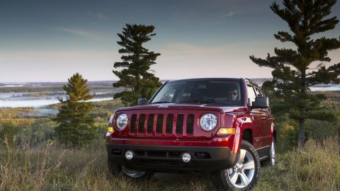 Jeep Patriot holds onto the past in ultra-competitive segment