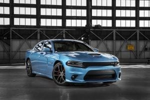 Dodge Charger packs a punch with Scat Pack trim