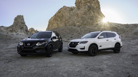 Nissan Rogue One Star Wars Limited Edition Model Debuts in LA