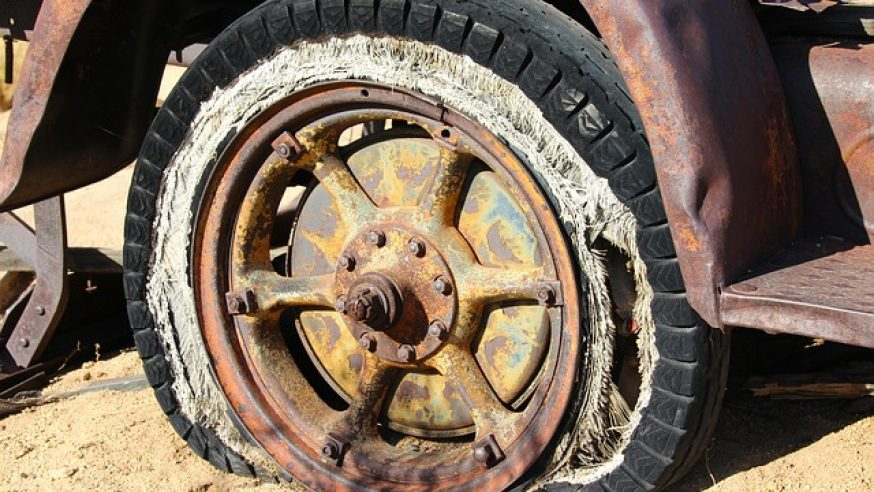Five Reasons Your Vehicle Should Not Be Wearing Old Rubber