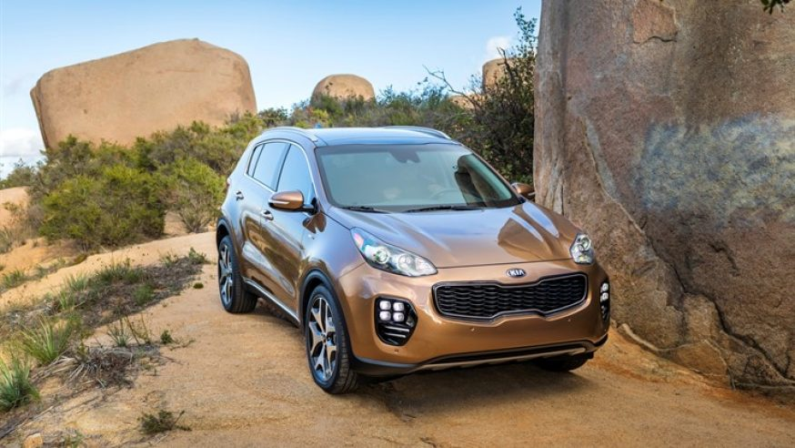 A real standout: 2017 Kia Sportage adds turbo, improves interior, looks