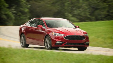 The SHO must go on: Fusion Sport inspires familiar enthusiasm in competitive midsize segment