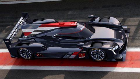 Cadillac Reveals DPI-V.R Prototype Race Car for 2017