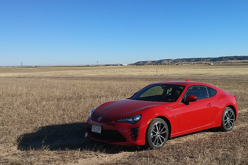 Toyota issues recall on 2017 86 sports car for park issue for Toyota motor north america