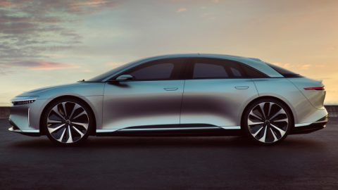 Lucid Motors Debuts With 1,000-HP Luxury EV