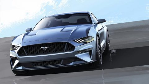 2018 Ford Mustang Unveiled With More Performance, New Design