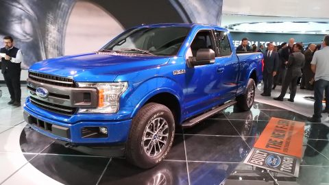 Ford Reveals New F-150, Promises Bronco and Ranger