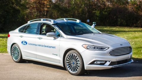 Ford To Bring Next-Generation Fusion Hybrid ADV To CES and NAIAS