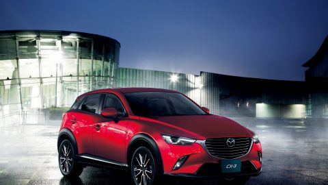 Mazda's CX-3 micro SUV challenges the segment