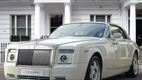Guide to Rolls-Royce Cars & Models