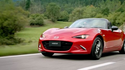 The Mazda MX-5: Cheap, Easy And Fast