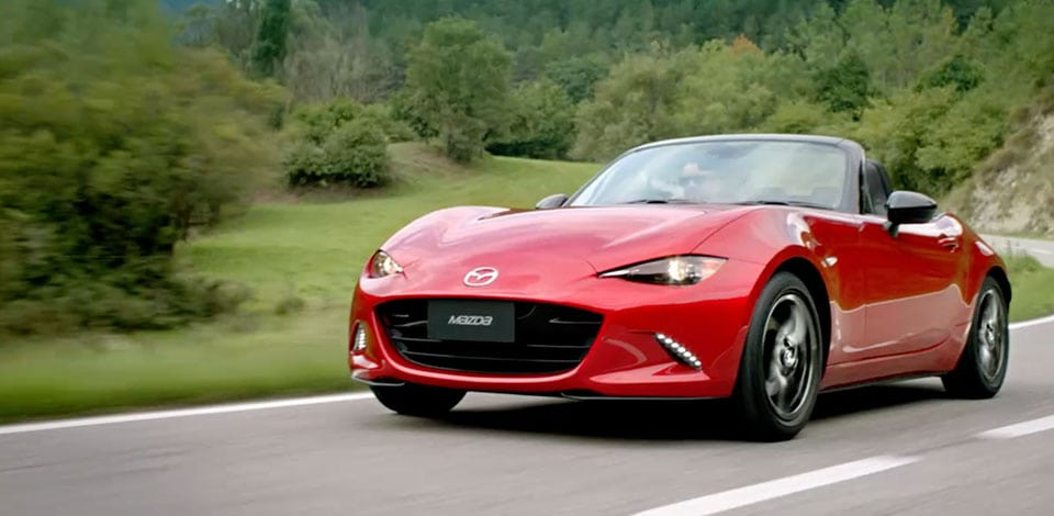 The Mazda Mx 5 Easy And Fast