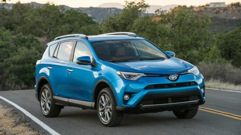 Breaking the hybrid stereotype: RAV4 Hybrid brings positives to ultra-competitive segment