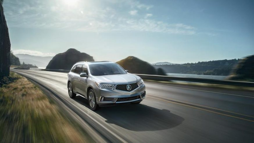 Acura MDX continues to prove its value as a luxury, family-friendly SUV