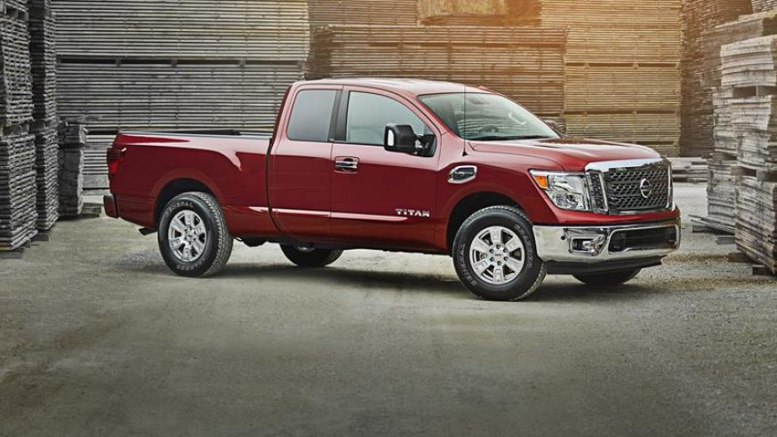 Nissan Adds King Cab Body Style To Titan Pickup