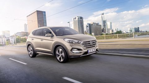 Hyundai Tucson continues evolution in competitive segment