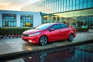 Kia Forte S trim delivers the goods