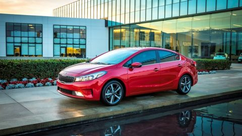 Kia Forte S trim delivers the goods